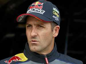 Whincup edges McLaughlin in Darwin practice