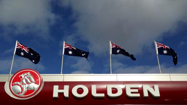 Culled: Holden is downsizing its dealer network.