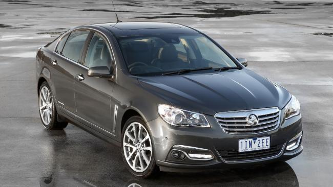 Commodore sales are declining ahead of the plant closure.