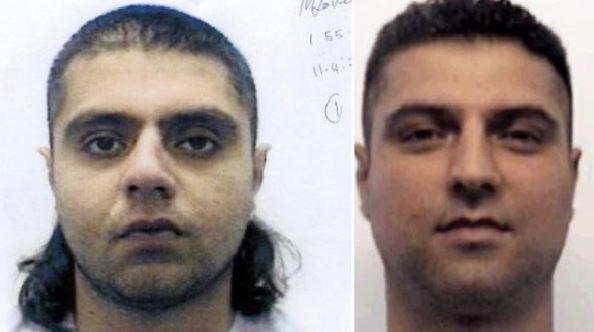Brothers Farhad and Mumtaz Qaumi