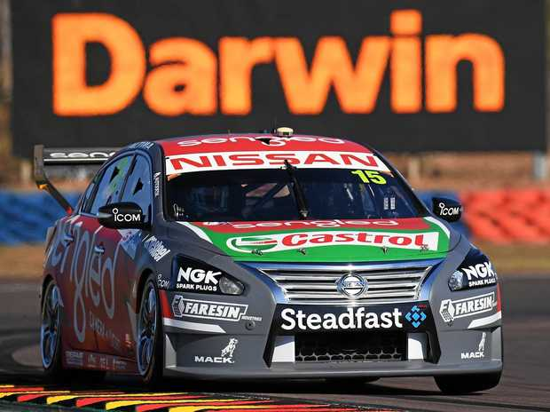 Kiwi dominance in Darwin as Scott McLaughlin flexes his championship muscles — Supercars
