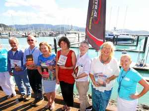 Authors find inspiration at Whitsunday Writers Festival
