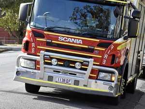 Boyne Valley grass fire brought under control