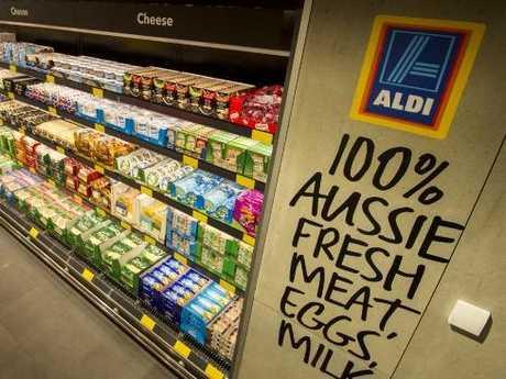 Aldi has had enormous success in Australia.