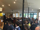 The business owners breakfast is a great way for like minded people to networking and get to know other local business owners over a breakfast & guest speakers