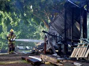 Fire destroys Eerwah Vale home
