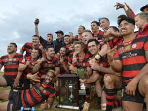 Roosters secure trophy