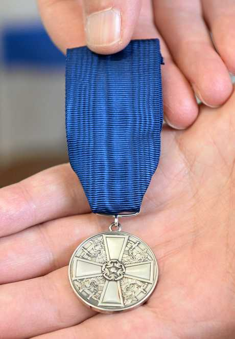 Taimi Hassinen received the Medal First Class of the Order of the White Rose of Finland for her efforts during the war.