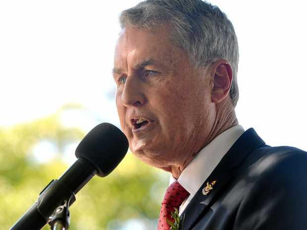 Mayor Greg Williamson says jobs are the key to reversing Mackay's population decline.