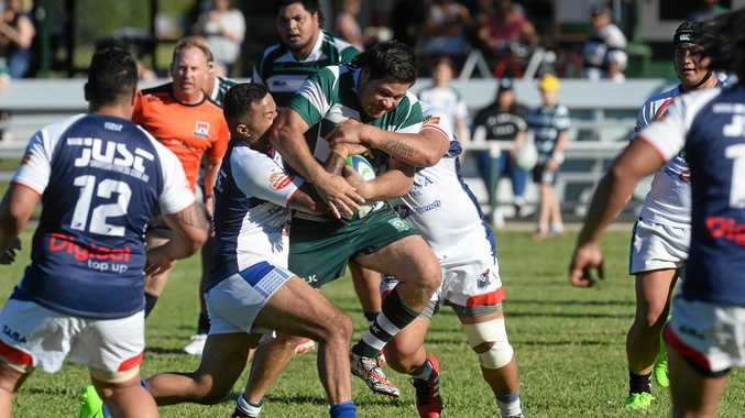 Goodna are aiming for an undefeated run in the second half of the Barber Cup season, starting with a win in the Presidents Cup on July 1.