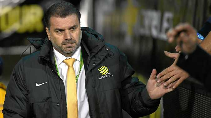 Socceroos coach Ange Postecoglou is wary of a much-changed German team.