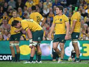 Wallabies lose to Scotland