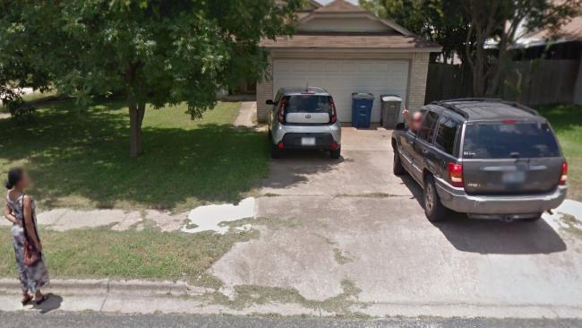 People want to know the story behind bizarre Google Maps image. Picture: Google Maps