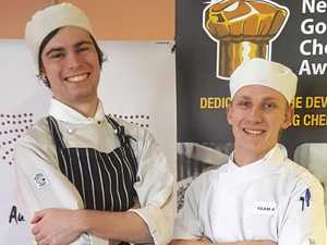 Awards prove young chefs have passed the taste test