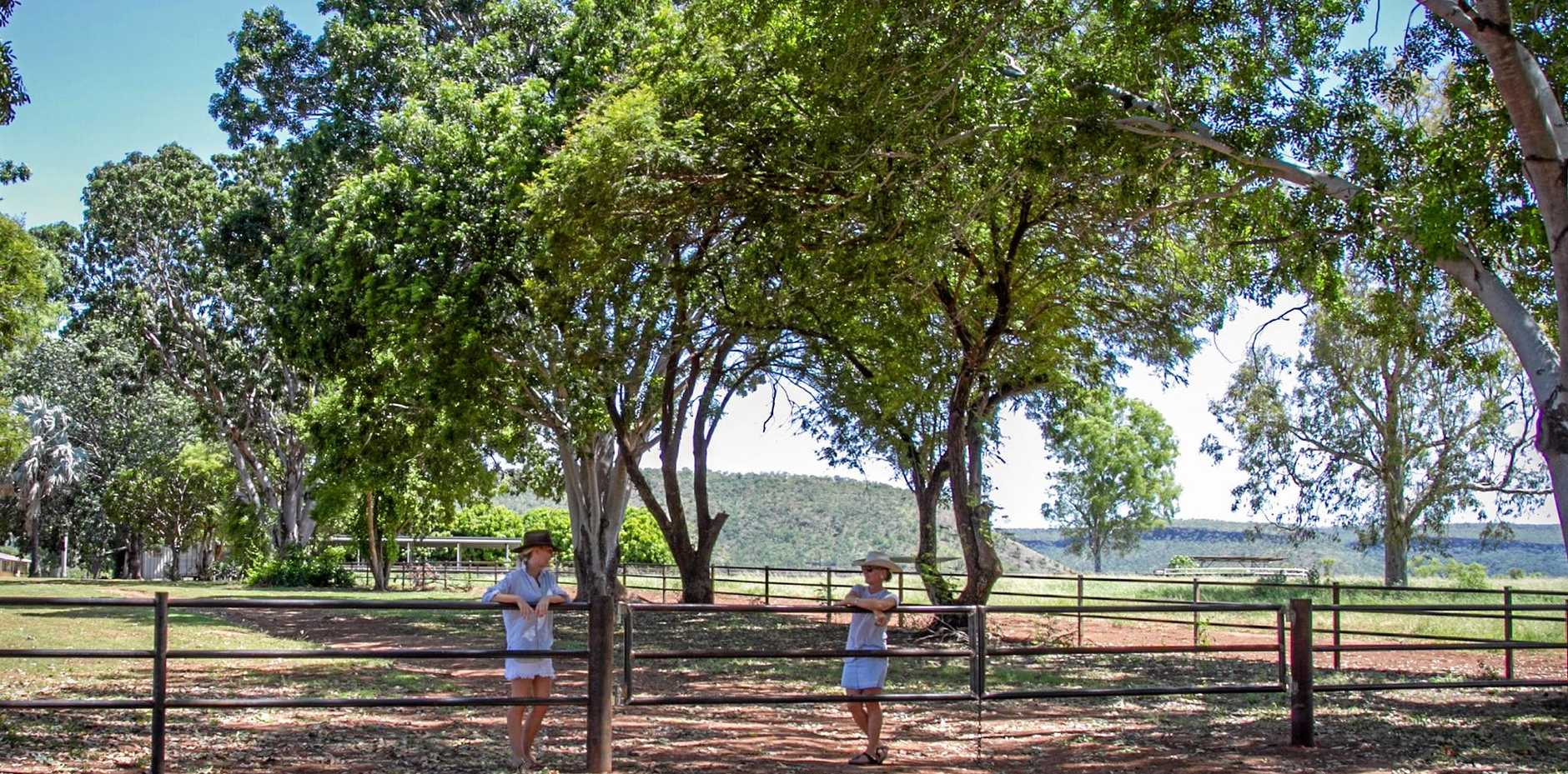 Top End pastoralist Belinda Rasheed along with her sister, Sophie, launched Longrass Style from Legune Station, a property situated on the Northern Territory - Western Australia border.