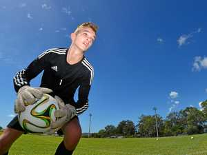 Gladstone soccer star lands try-out with historic English club