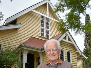 Anglican priest pleased to call Nanango parish his new home