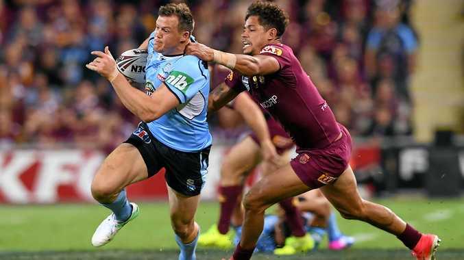Queensland State of Origin player Dane Gagai inspires the next generation.