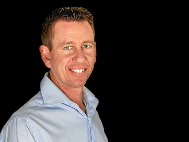 ON TONIGHT: Professional speaker Dan Buzer is hosting a seminar at the Toowoomba City Library.