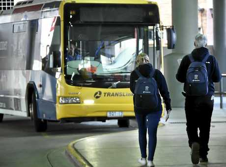 Change to Toowoomba bus services started today. June 19, 2017