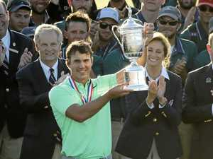 Brooks Koepka wins US Open golf title