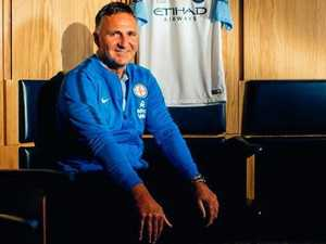 Joyce is new man in charge at Melbourne City