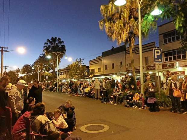 Magellan St Lismore Lantern Parade 2016.