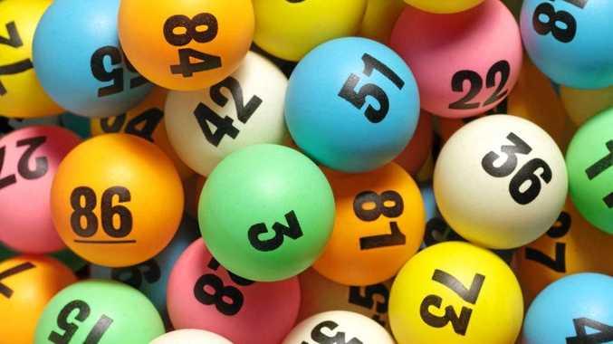 Moonee Beach Newsagency has sold the winning lottery ticket.