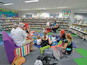 School holiday fun at Fraser Coast Libraries