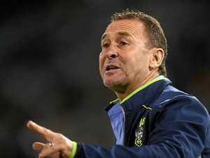 Canberra coach Stuart re-signs for two more years