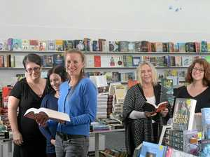 FLOOD RECOVERY: Another chapter in city's book store