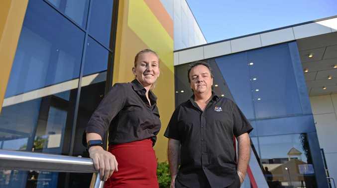 BIG NIGHT: GEA CEO Carli Homann and Kieran Moran launch an industry conference and awards night.