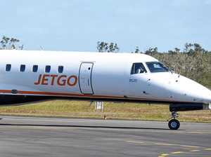 Jetgo to review Melbourne flights from Bay next week