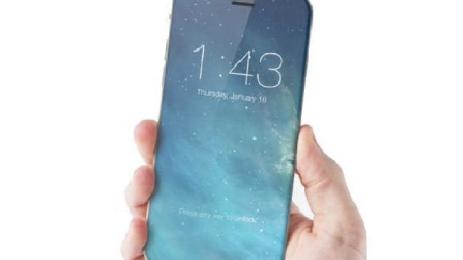A leaked image of the iPhone 8 has shown a fresh design.