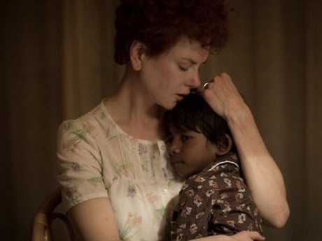 Nicole Kidman was nominated for an Oscar for he role in the film 'Lion'.