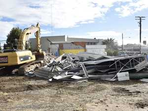 Servo demolition sanctioned by Toowoomba council