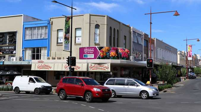 Paradise Outdoor Advertising wants to be second company to build giant digital billboard in the centre of the Toowoomba CBD.