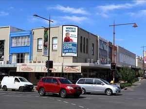 New digital billboard Toowoomba