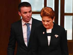 One Nation bombshell about to drop in Canberra