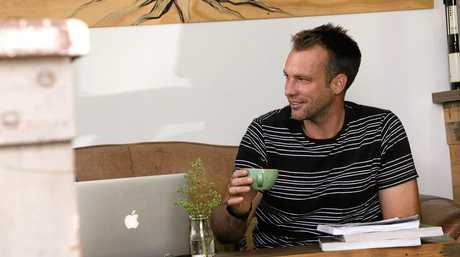 Sean Naus from Kai Coffee.
