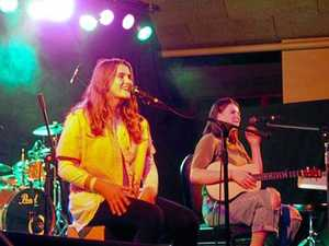Sisters shake up Tweed Battle of the Bands final