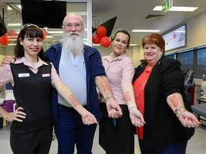 COMMENT: Donor just keeps on saving lives