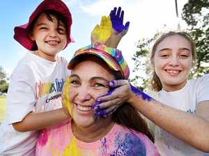 Junior event first for Colourburst Challenge Hervey Bay