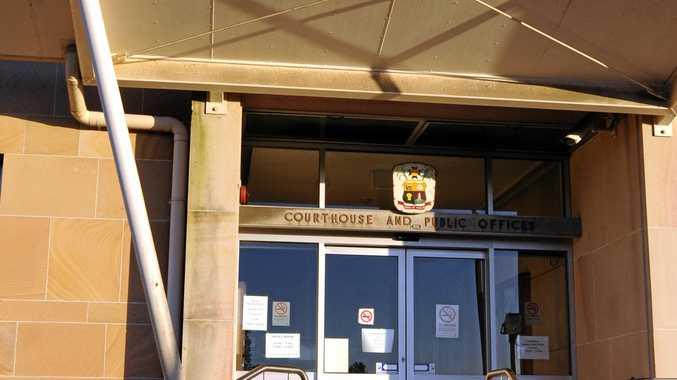 JUSTICE: Bundaberg Court House.