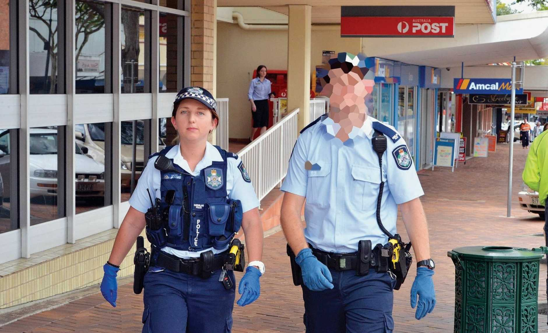 Former Gympie police officer Kim Black has been charged with misusing the Queensland Police Service's data base.