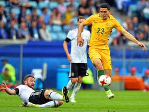 Socceroos' comeback gives coach hope