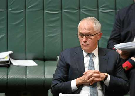 "Malcolm Turnbull declared that the Liberal Party must remain in the ""sensible centre"" of politics."