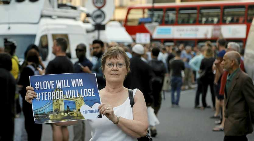 While many Londoners are determined not to let the terrorists win, others are feeling increasingly fearful and unsure.