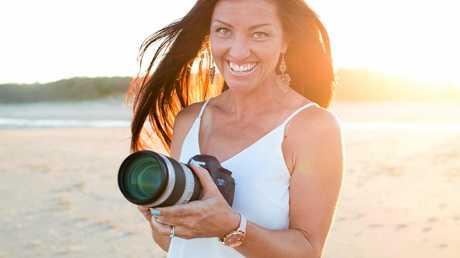 Sunshine Coast wedding photographer Lee Burgess (pictured) has won the Australian Industry Bridal Academy's Queensland award.