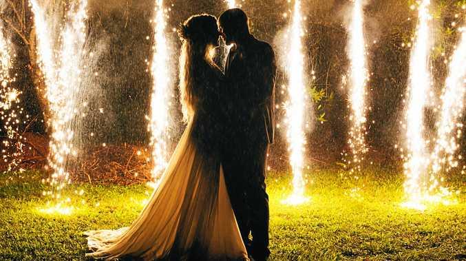 Sunshine Coast wedding photographer Lee Burgess has won the Australian Industry Bridal Academy's Queensland award.